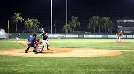 Baseball Spring Training On Florida S E Coast